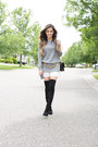 Black-nordstrom-boots-heather-gray-shopbop-dress-black-chanel-bag