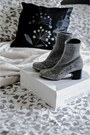 Silver-topshop-boots
