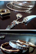 accessories - Forever21 bracelet - Urban Outfitters necklace - accessories - acc
