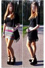 Lindex-bag-h-m-skirt-lindex-top-nelly-wedges-jfr-bracelet