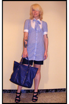 amitie shirt - Levis jeans - Zara purse - Guess shoes