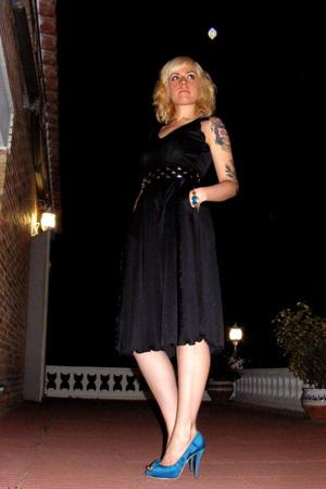 dress - asos shoes - belt - bracelet