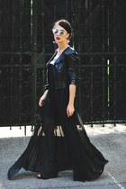 black Oasapcom dress - lovelysholesale glasses