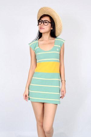 aquamarine Midwest Vintage dress