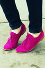 Hot-pink-gap-shoes-magenta-target-cardigan-aquamarine-tj-maxx-top