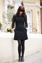 black Tia Dress dress