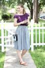 Thrifted-shirt-sam-moon-purse-handmade-skirt-modcloth-sandals