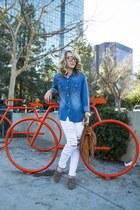 Dolce Vita shoes - Zara jeans