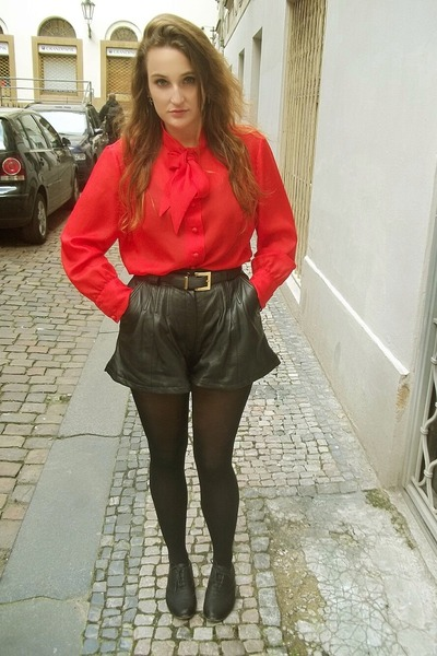 textile house blouse - Secondhand shorts