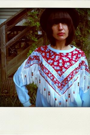 western sweater