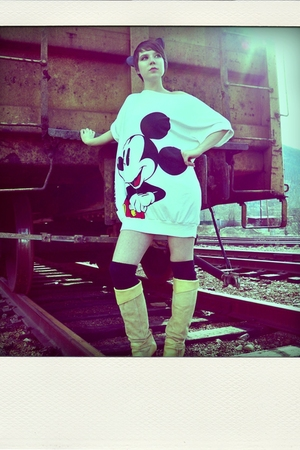 J'dore Mickey Mouse