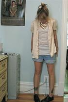 dior top - shorts - shoes