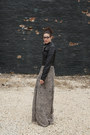 Silver-kimono-style-winter-kate-dress-black-lc-for-kohls-jacket-red-h-m-be