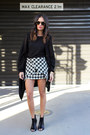 Karen-walker-sunglasses-helloparry-skirt-topshop-t-shirt-wittner-heels