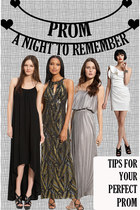 Prom 2011 Tips for A Night To Remember