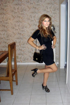 American Apparel dress - Jeffrey Campbell shoes