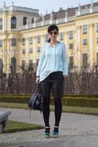 H&M Trend shorts - H&M Trend blouse