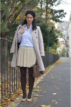 Zara skirt - Zara coat