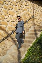 Zara pants - Zara dress - Zara t-shirt - Zara shoes