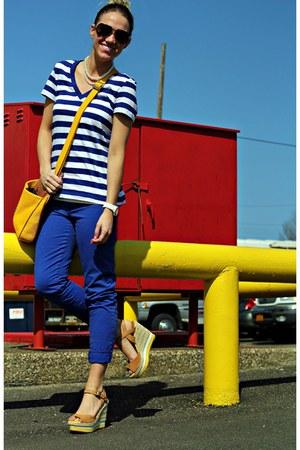 yellow Valentina bag