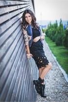 asos jacket - Choies skirt