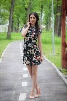 Michael Kors watch - Martofchina shoes - romwe dress