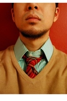 Maxwells shirt - vintage tie - Uniqlo sweater