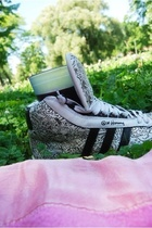 Jeremy Scott Adidas & Keith Haring shoes