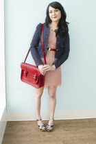 ruby red satchel Upwardly Mobile Satchel in Red - 14 bag