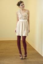 eggshell braided Sugar Cookie Platter dress