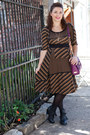 Black-modcloth-boots-light-brown-modcloth-dress-black-modcloth-tights