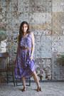 Deep-purple-midis-spell-designs-dress-brown-woven-f21-belt