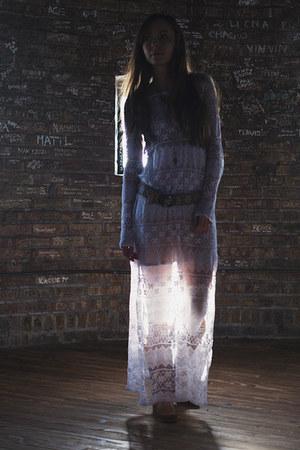 white lace Arnhem dress