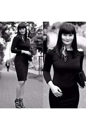 black twiggyshop dress