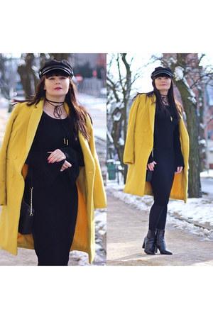 yellow Mohito coat