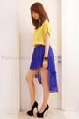 Silk-mango-top-moimoiselle-skirt-giuseppe-zanotti-heels