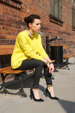Yellow Sweater - How to Wear and Where to Buy - Page 2 | Chictopia