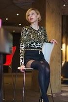H&M shorts - Jessica Simpson heels