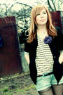 Black-new-yorker-blazer-white-h-m-shirt-blue-terranova-jeans-black-tights-