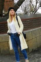 Ralph Lauren jeans - H&ampM shirt - New Yorker heels