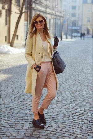 Elisabeth Franchi sweater - Zara pants