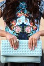 Light-blue-studded-aldo-bag-teal-sequins-target-top
