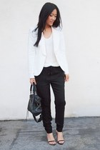 White blazer inspiration