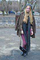 Zara bag - Stradivarius blouse - Centro bracelet - Stradivarius loafers