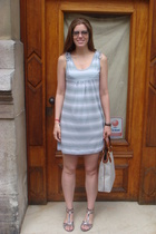 Comptoir des Cotonniers dress - Eden shoes - Celine purse