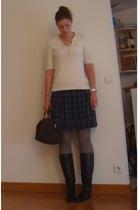Maje top - Gap skirt