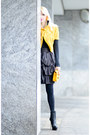 Yellow-forever21-bag-black-lipsy-dress-black-version-sud-coat