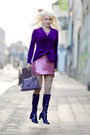 Purple-olivier-strelli-shoes-amethyst-neuville-bag