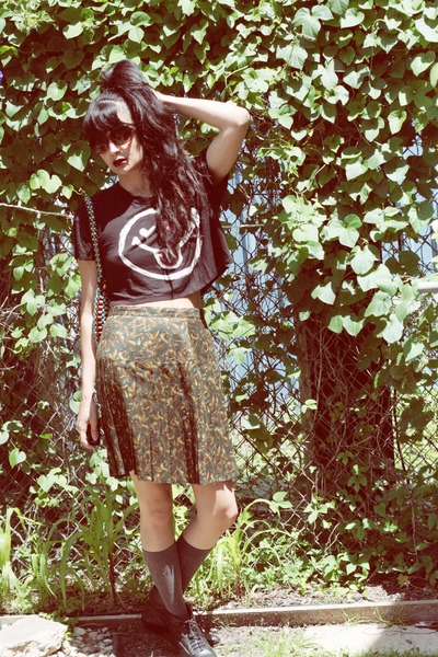 morningthrift shirt - morningthrift bag - morningthrift skirt