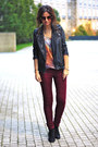 Berry-topshop-jeans-studded-allsaints-jacket-galaxy-romwe-top